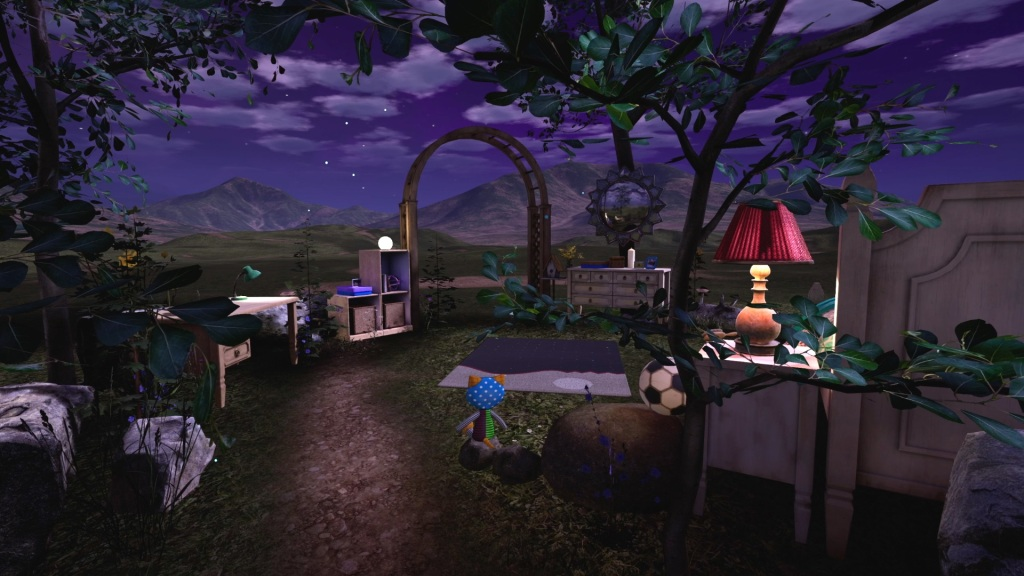 In-Game Screenshot of Magical Realm