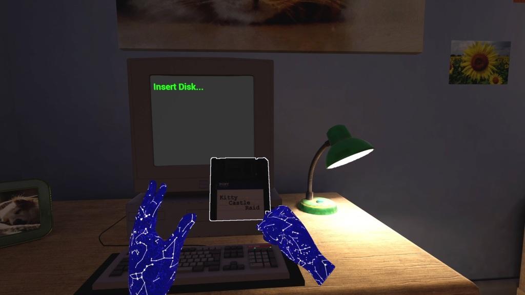 In-Game Screenshot of Bedroom